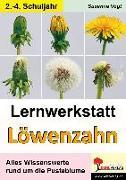 Cover-Bild zu Lernwerkstatt Löwenzahn von Vogt, Susanne