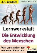 Cover-Bild zu Lernwerkstatt Die Entwicklung des Menschen von Rosenwald, Gabriela