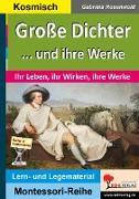 Cover-Bild zu Große Dichter ... und ihre Werke (eBook) von Rosenwald, Gabriela