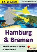 Cover-Bild zu Hamburg & Bremen (eBook) von Rosenwald, Gabriela