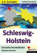 Cover-Bild zu Schleswig-Holstein (eBook) von Rosenwald, Gabriela