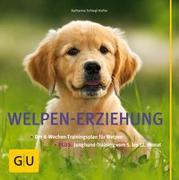 Cover-Bild zu Welpen-Erziehung von Schlegl-Kofler, Katharina