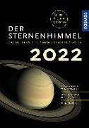 Cover-Bild zu Der Sternenhimmel 2022 von Roth, Hans