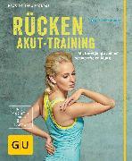 Cover-Bild zu Rücken-Akut-Training (eBook) von Froböse, Ingo