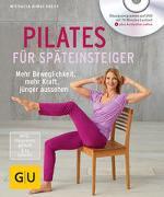 Cover-Bild zu Pilates für Späteinsteiger (mit DVD) von Bimbi-Dresp, Michaela