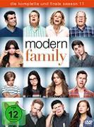 Cover-Bild zu Modern Family - Staffel 11 von Steven Levitan (Reg.)