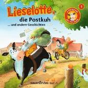 Cover-Bild zu Lieselotte die Postkuh