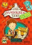 Cover-Bild zu Auer, Margit: Die Schule der magischen Tiere - Endlich Ferien 3: Henry und Leander