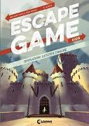 Cover-Bild zu Escape Game Kids - Operation: Letzter Drache von Vives, Mélanie