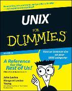 Cover-Bild zu Levine, John R.: Unix for Dummies