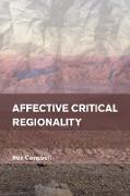 Cover-Bild zu Campbell, Neil: Affective Critical Regionality (eBook)