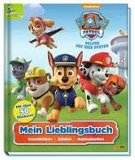 Cover-Bild zu Paw Patrol: Mein Lieblingsbuch von Hoffart, Nicole (Chefred.)