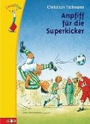 Cover-Bild zu Tielmann, Christian: LeseStar - Anpfiff für die Superkicker (eBook)