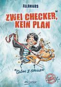 Cover-Bild zu Feldhaus, Hans-Jürgen: Zwei Checker, kein Plan , Quinn & Spencer