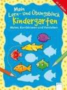Cover-Bild zu Malen, Kombinieren und Verstehen von Schäfer, Carola