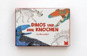 Cover-Bild zu Dinos & ihre Knochen von Upchurch, Paul