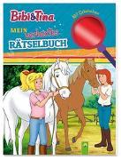 Cover-Bild zu Bibi & Tina Mein verhextes Rätselbuch