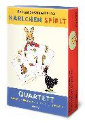 Cover-Bild zu Karlchen spielt - Quartett von Berner, Rotraut Susanne