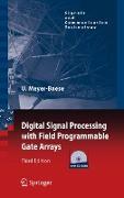 Cover-Bild zu Meyer-Baese, Uwe: Digital Signal Processing with Field Programmable Gate Arrays (eBook)