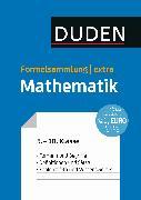 Cover-Bild zu Bahro, Uwe: Duden Formelsammlung extra - Mathematik (eBook)