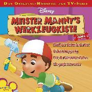 Cover-Bild zu Bingenheimer, Gabriele: Disney Meister Manny's Werkzeugkiste - Folge 4 (Audio Download)