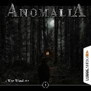 Cover-Bild zu Eichstaedt, Lars: Anomalia - Das Hörspiel, Folge 3: Wer Wind sät (Audio Download)