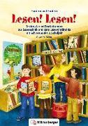 Cover-Bild zu Fördern und Fordern - Lesen! Lesen! 3 von Rehm, Angelika