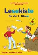 Cover-Bild zu Lesekiste für die 1. Klasse / Silbenhilfe von Rehm, Angelika