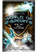 Cover-Bild zu World of E-Sports: Jagd auf den Mid Laner von Lenk, Fabian