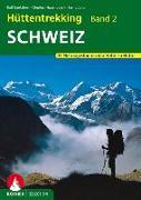 Cover-Bild zu Hüttentrekking Band 2: Schweiz von Gantzhorn, Ralf