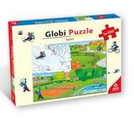 Cover-Bild zu Globi Puzzle Sport