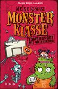 Cover-Bild zu Meine krasse Monsterklasse - Zombiesport mit Weltrekord von Krüger, Thomas