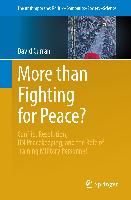 Cover-Bild zu More than Fighting for Peace? von Curran, David