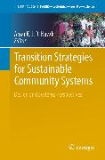 Cover-Bild zu Transition Strategies for Sustainable Community Systems (eBook) von Nayak, Amar KJR (Hrsg.)