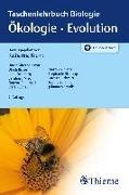 Cover-Bild zu Taschenlehrbuch Biologie: Ökologie, Evolution von Munk, Katharina (Beitr.)