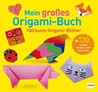 Cover-Bild zu Mein großes Origami-Buch
