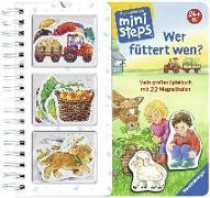 Cover-Bild zu Wer füttert wen? von Eberhard, Irmgard