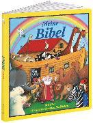 Cover-Bild zu Meine Bibel von Hausmann, Claudia