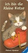 Cover-Bild zu Ich bin die kleine Katze von Spanner, Helmut