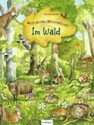 Cover-Bild zu Mein erstes Wimmelbuch - Im Wald von Henkel, Christine