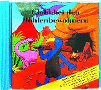 Cover-Bild zu Globi bei den Höhlenbewohnern von Müller, Walter Andreas (Gelesen)