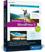 Cover-Bild zu Einstieg in WordPress 5 von Müller, Peter