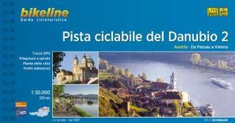 Cover-Bild zu Pista ciclabile del Danubio. 1:50'000 von Esterbauer Verlag (Hrsg.)