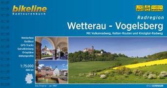 Cover-Bild zu Radregion Wetterau-Vogelsberg von Esterbauer Verlag (Hrsg.)