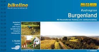 Cover-Bild zu Radregion Burgenland. 1:75'000 von Esterbauer Verlag (Hrsg.)