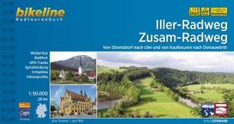 Cover-Bild zu Iller-Radweg . Zusam-Radweg. 1:50'000 von Esterbauer Verlag (Hrsg.)