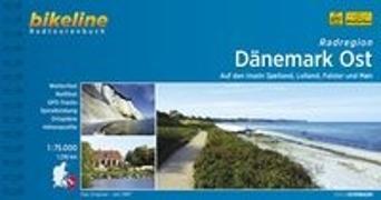Cover-Bild zu Radregion Dänemark Ost 1:75.000. 1:75'000 von Esterbauer Verlag (Hrsg.)
