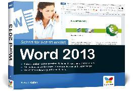 Cover-Bild zu Word 2013 von Klaßen, Robert