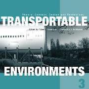 Cover-Bild zu Transportable Environments 3 von Kronenburg, Robert (Hrsg.)