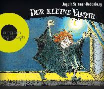 Cover-Bild zu Der kleine Vampir von Sommer-Bodenburg, Angela